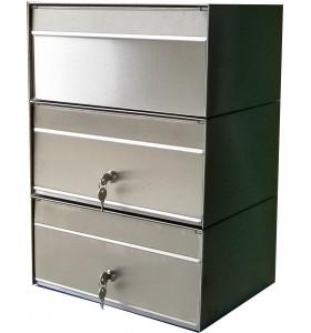 Caixa correio modular agrupavel EF/SF ou EF/ST